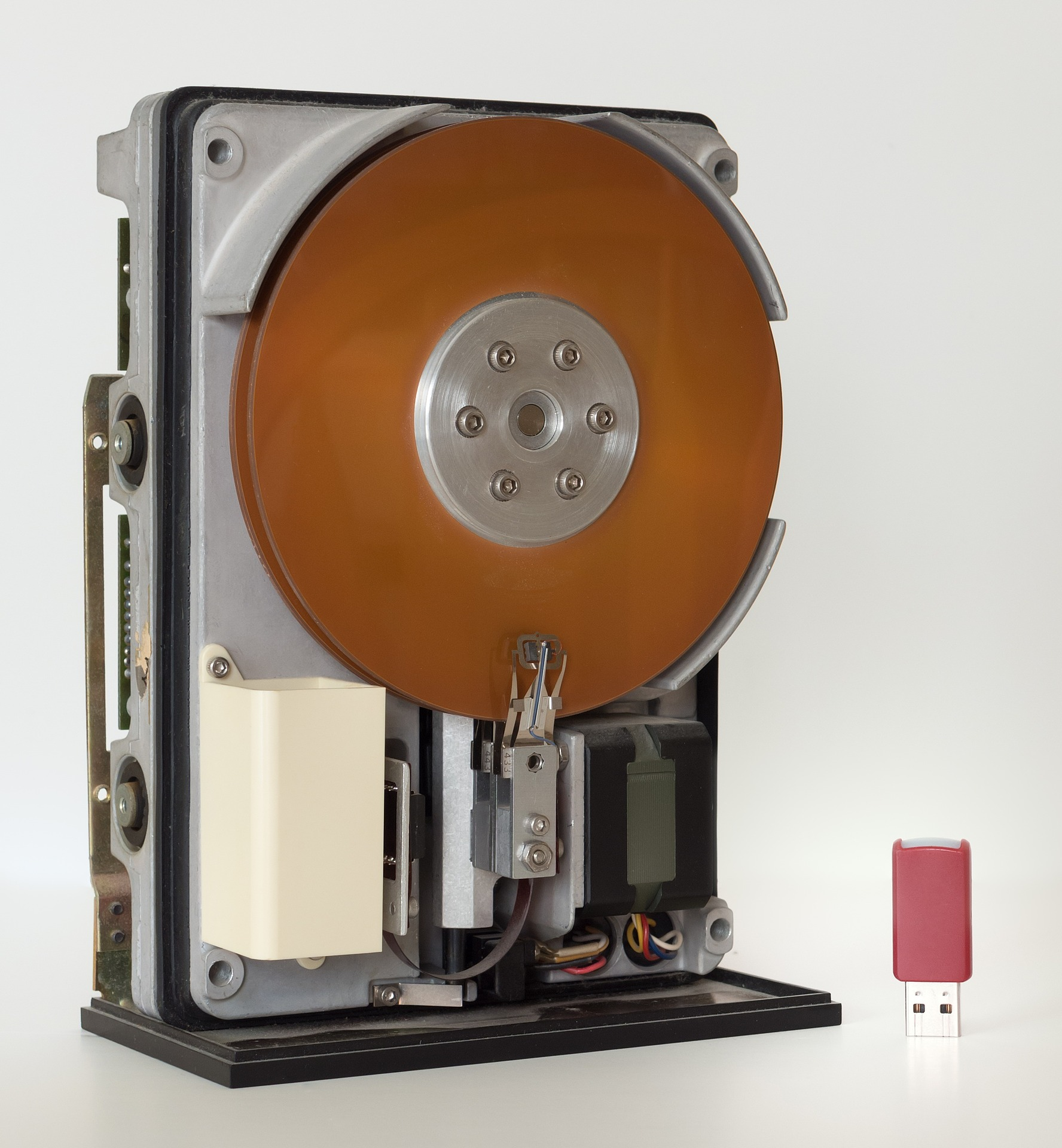 destruccion de los discos duros